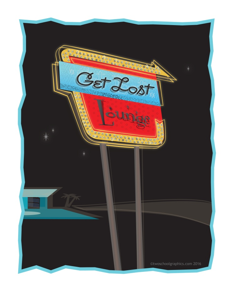 010-Route 66 Art-Get Lost Lounge v7
