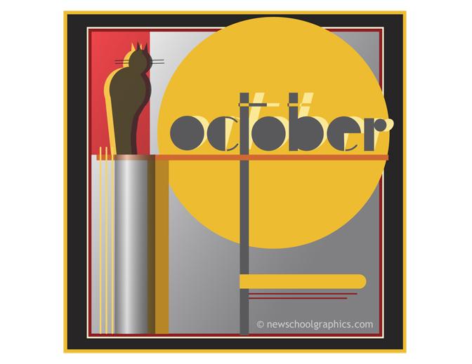 0100-October-Deco Cat