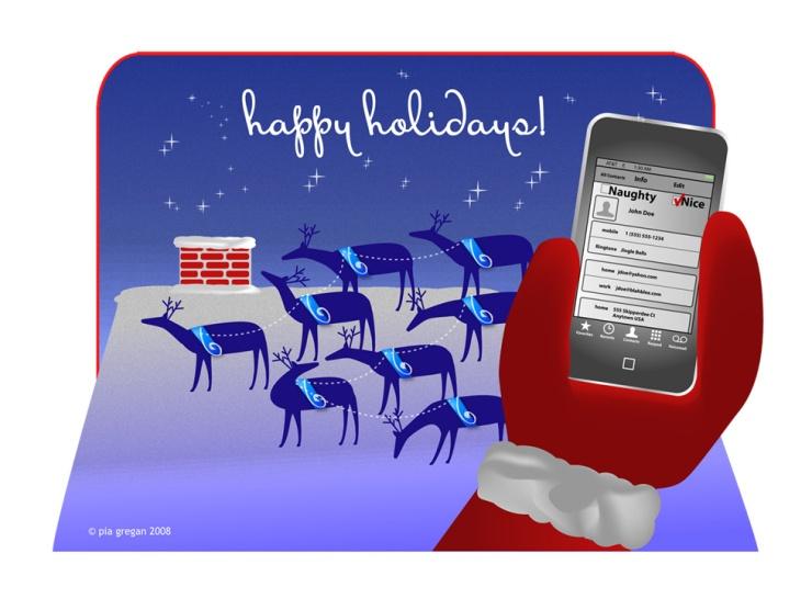 012e-Xmas-Card-Santas iPhone 2008