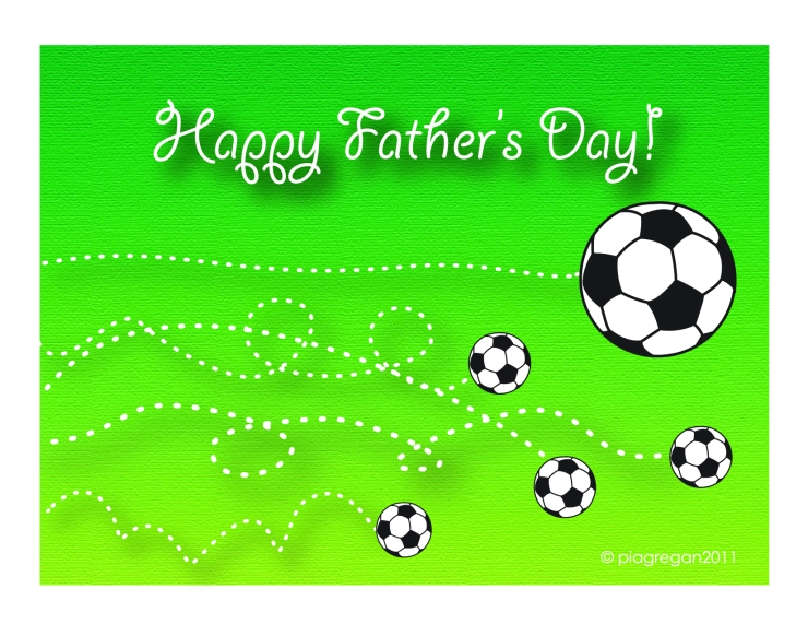 Fahers Day-Soccer