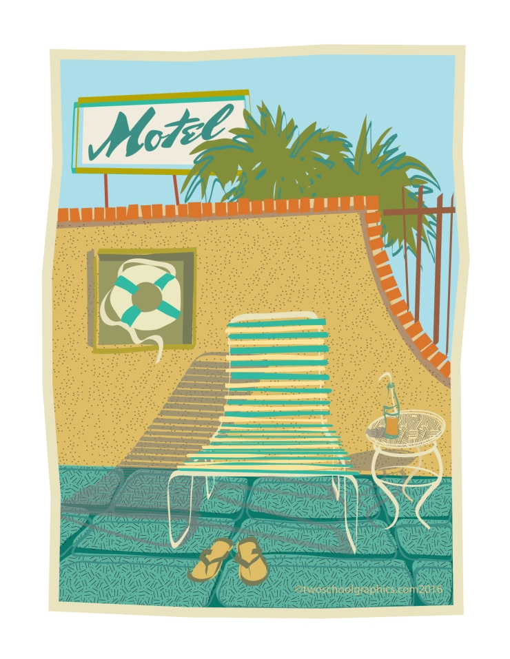 08-Route 66 Art-Motel Pool v11