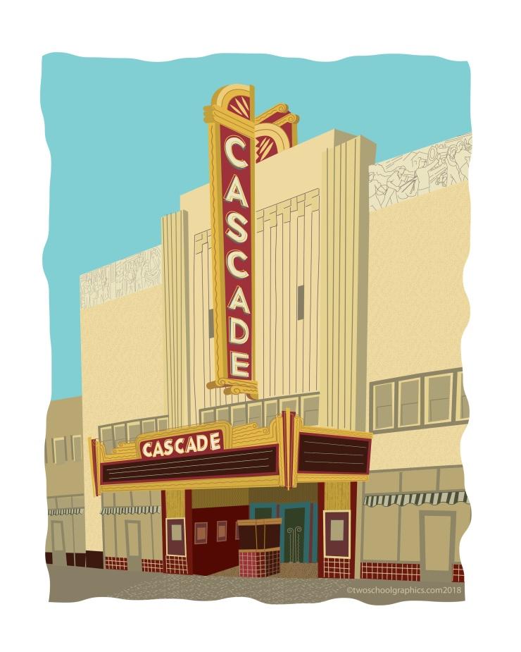 HWY 99 Art-Cascade Theater v14-WACK