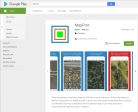 MapPort on Google Play Store-Phone